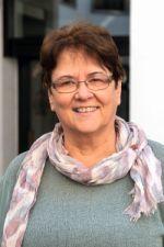 Ortsvereinsvorsitzende Gisela Burger.
